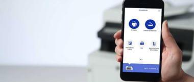Scarica l'app gratuita Brother iPrint&Scan per stampare e scansionare