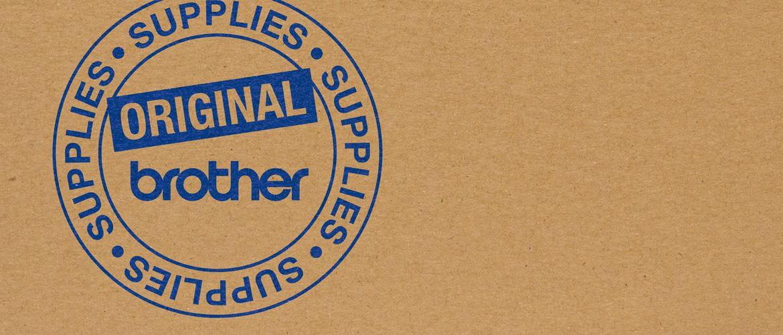 Logo consumabili originali Brother