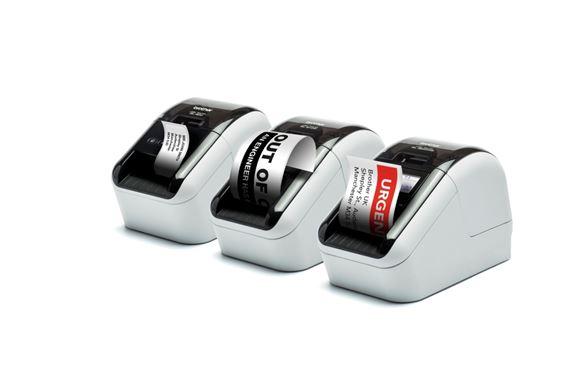 Stampanti per etichette professionali Brother serie QL-800