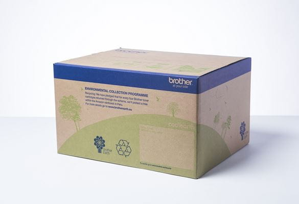 Box per il riciclo toner Brother