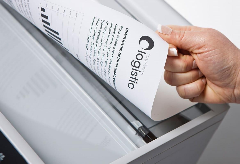 Documento scansionato verso SFTP con stampante multifunzione Brother