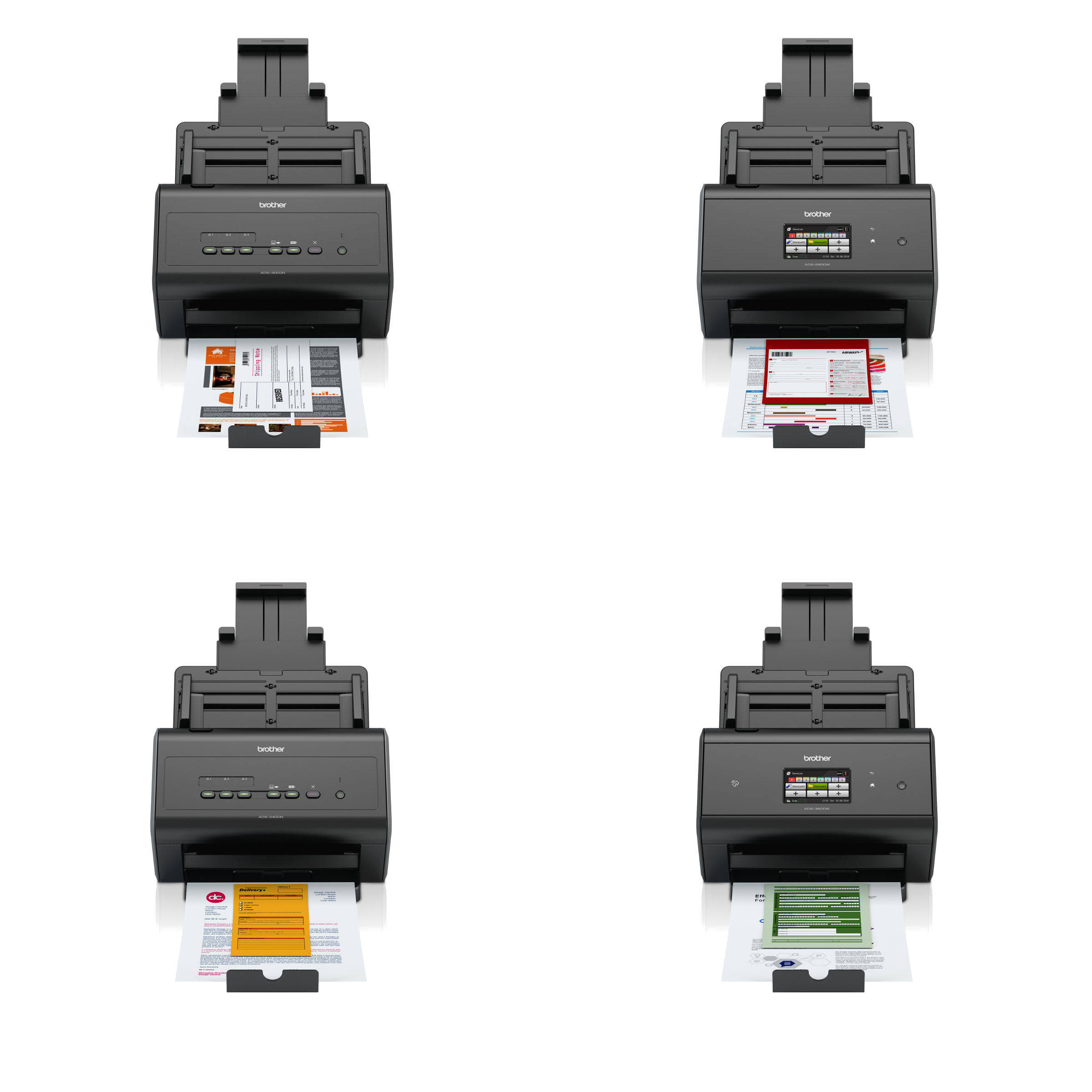 serie completa scanner 3000