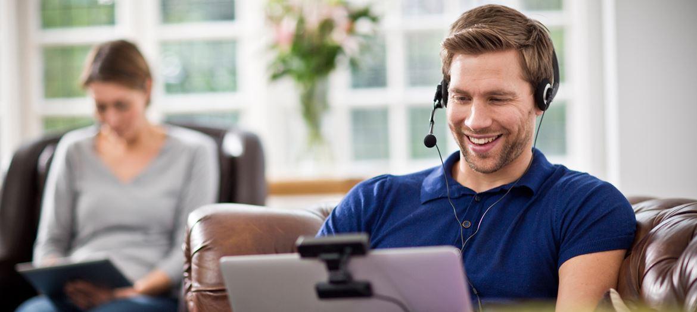 Web chat da casa