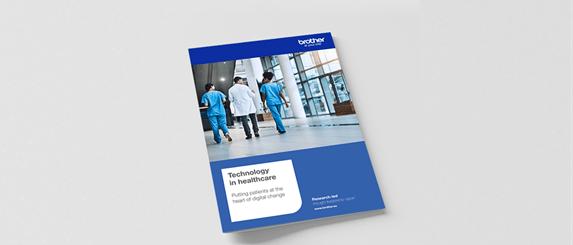 Scarica il report gratuito sulla trasformazione digitale per la sanità