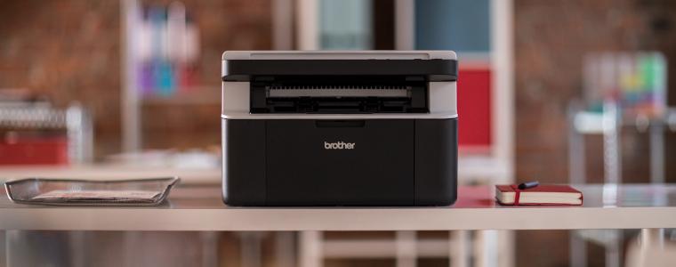 Multifunzione laser Brother DCP-1612W All In Box