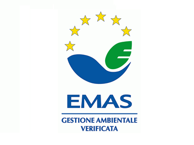 Logo certificazione EMAS