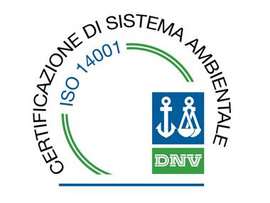 Logo Certificazione Iso 14001