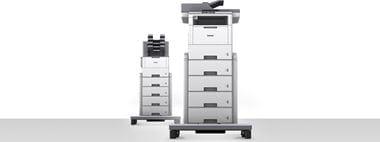 Stampanti e multifunzione laser monocromatiche Brother L6000