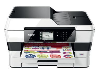 Brother MFC-J6520DW multifunzione con stampa, copia, scansione e fax fino al formato A3