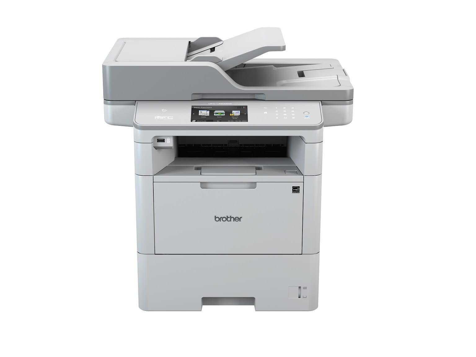 Brother MFCL6900DW stampante multifunzione laser A4 ad altissima velocità