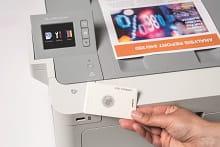 Stampa da NFC con stampante laser a colori Brother HL-L9310CDW