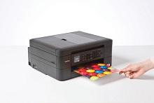 MFC-J480DW stampa foglio a colori; multifunzione a colori