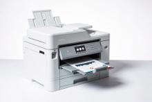 MFC-J5930DW uscita stampa