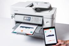 MFC-J5930DW stampa da tablet