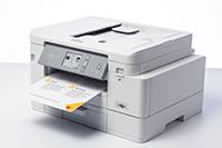 Documento stampato con stampante multifunzione inkjet Brother