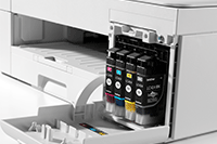 cartucce di inchiostro per stampante multifunzione DCP-J1200DW