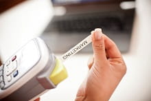 PT-H105 etichetta stampante da etichettatrice Brother