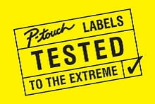 Logo Brother Labels tested to the extreme