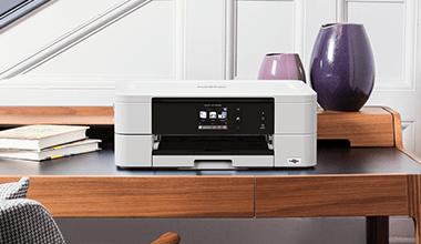 Brother MFC-J895DW Inkjet multifunction printer in situ