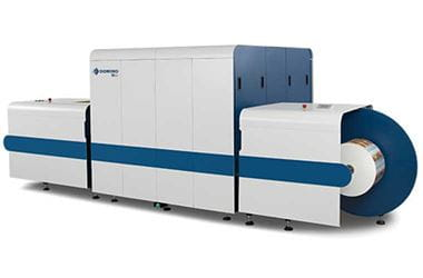 Brother Domino large industrial printer