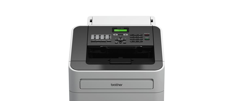 Brother fakso įrenginys iš arti