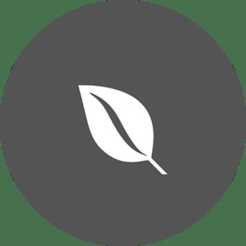 Logo for bæredygtighed
