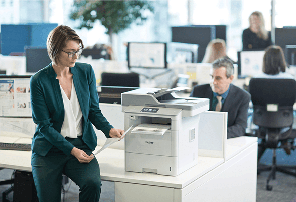 Brother DCP-L3550CDW colour laser printer