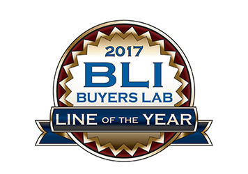 BLI Line of the Year 2017 utmerkelse logo