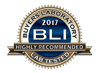 BLI Highly Recommended Award 2017 logo