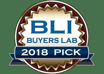 BLI Buyers Lab 2018 Pick
