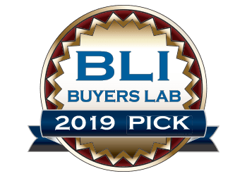 BLI Buyers Lab 2019 Pick Award logo