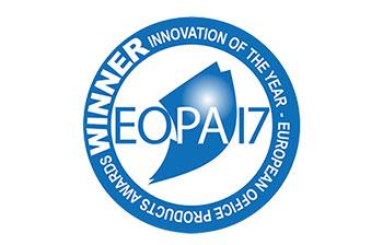 EOPA 2017 award logo