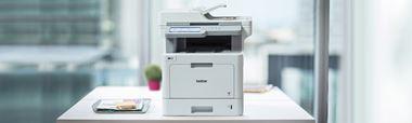 MFC-L9570CDW spalvotas daugiafunkcinis lazerinis spausdintuvas verslui