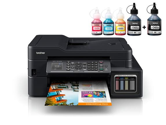 Brother InkBenefit Plus inkjet printer MFC-T910DW
