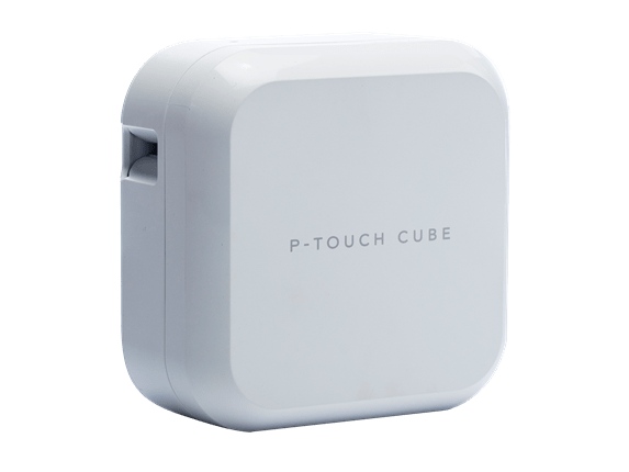 P-touch CUBE Plus PT-P710BTH label and ribbon printer