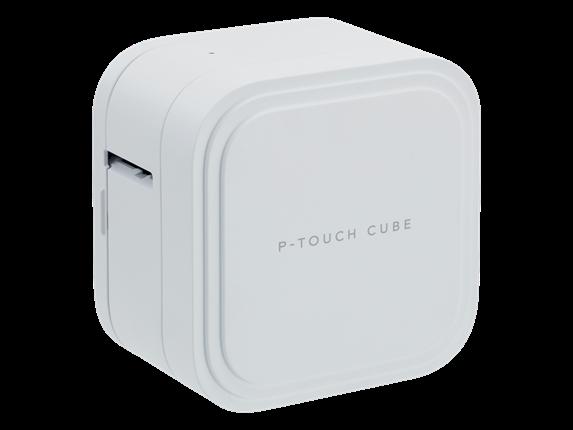 Brother P-touch CUBE Pro PTP910BT merkemaskin for utskrift av merkelapper og silkebånd