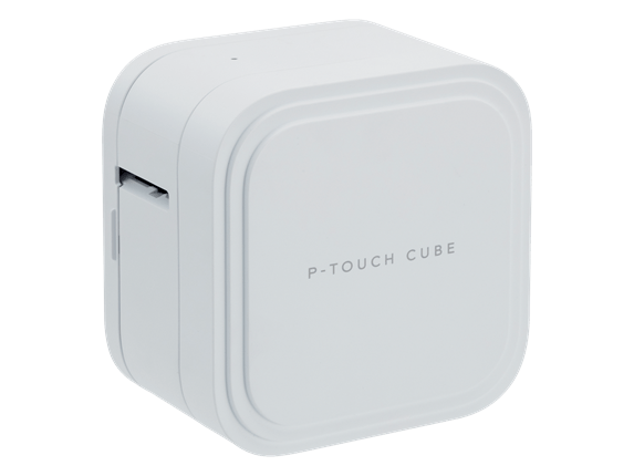 P-touch CUBE Pro (PT-P910BT) label printer product image