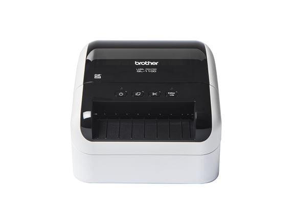 Brother QL1100-mallisto on erinomainen valinta terveydenhuoltoalalle