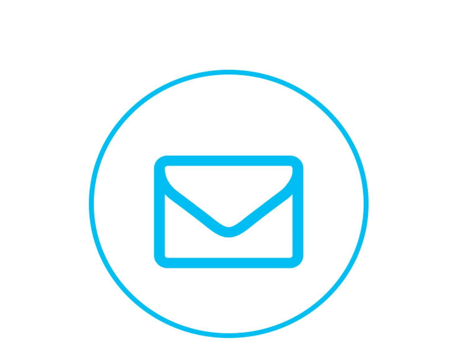 e-mail ikon