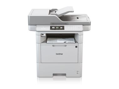 sort hvid laserprinter