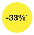 Säästä-33 %