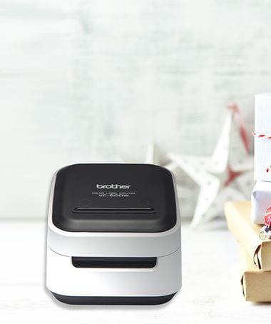 vc-500w spausdintuvas ir Kalėdos