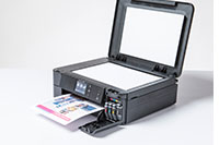 Brother DCPJ772DW printer
