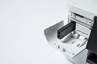 USB jungtis prijungta prie spausdintuvo
