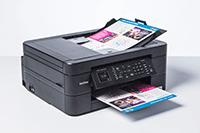 MFC-J491DW tulostaa, kopio, skannaa ja kopioi