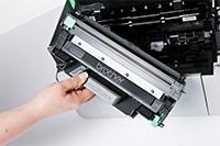 HL-1210W-tulostimen laservärikasetti