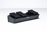 Brother PA4BC002EU batterilader for 4 batterier
