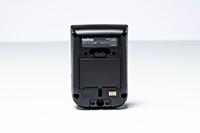 Brother PABT008 oppladbart Li-ion batteri plassert i en RJ mobil skriver