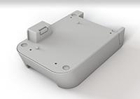 QL-820NWBVM-tulostimen ladattava litiumioniakku