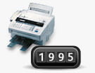 1995 prima multifunzione Brother laser